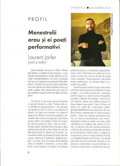 Dilemateca n°55 dec.2010, 1