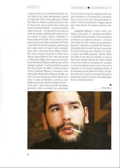 Dilemateca n°55 dec.2010, 3