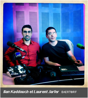 Ilan Kadouche et Laurent