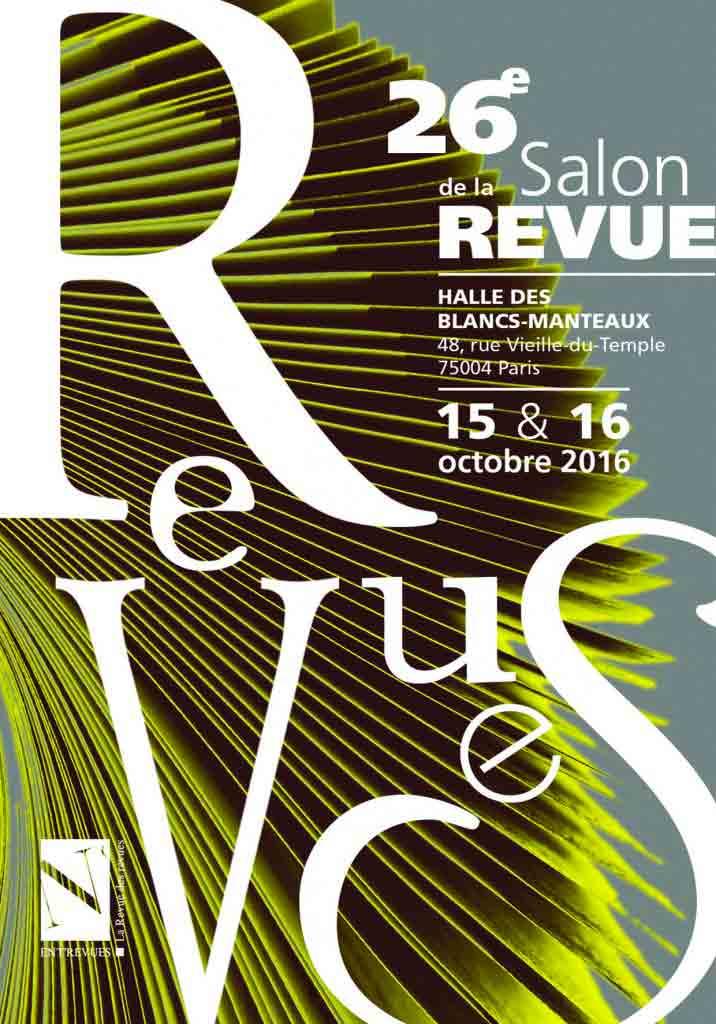 26e Salon de la revue