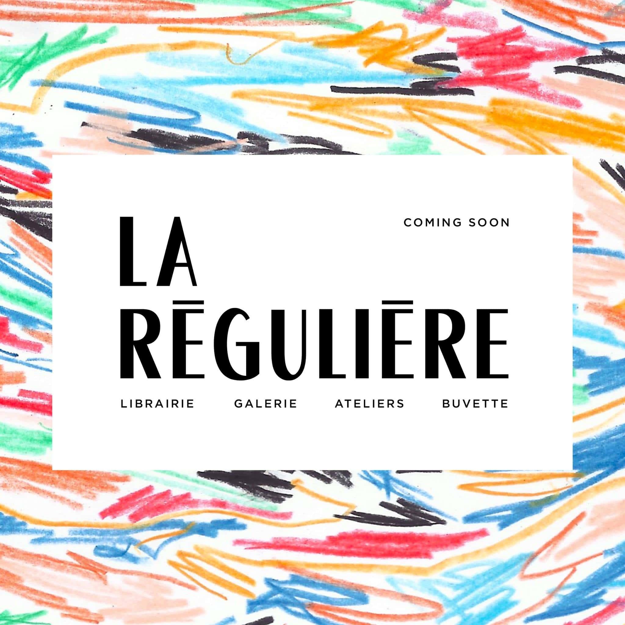 Librairie La Régulière