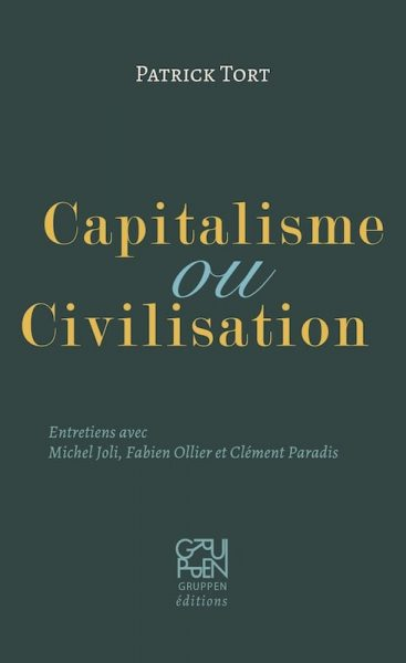 Capitalisme ou Civilisation
